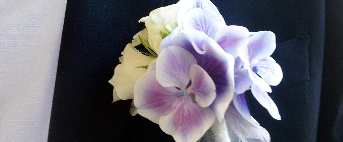 Floricoltura Loi - fiore giacca sposo