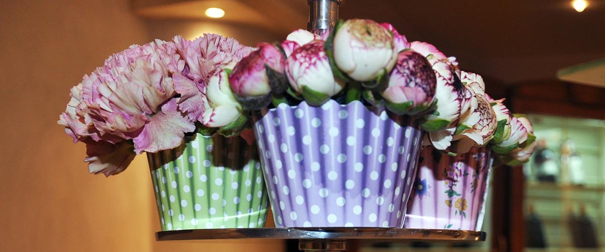 Floricoltura Loi - cupcake di fiori