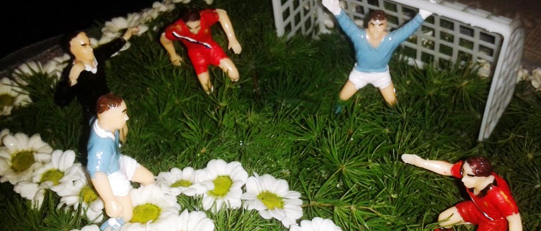 Floricoltura Loi - allestimento floreale calcio