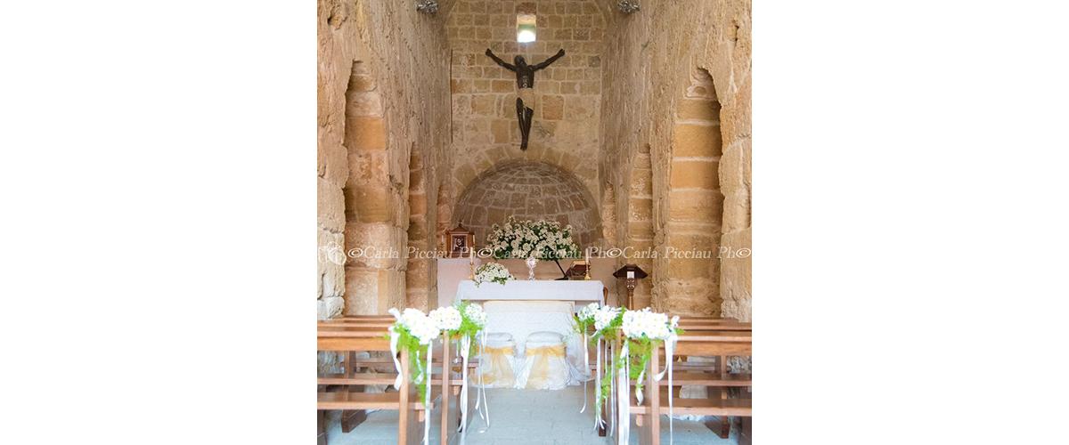 Matrimonio Chiesa di Sant'Efisio a Nora